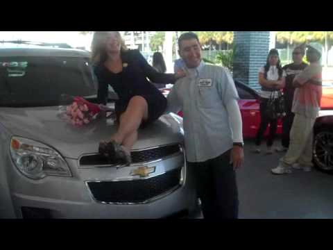 Jackie Prendas Mary Kay Equinox Kendall Chevy Miami Fl Youtube