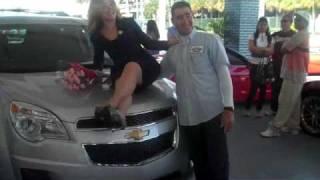 Jackie Prendas-Mary Kay EQUINOX-Kendall Chevy-Miami, FL