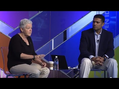 In Conversation with EPA Administrator Gina McCarthy