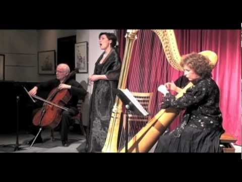 Trio Désirée - The Interview (Info) with transcriptions for voice, cello and harp