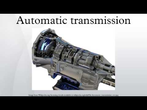 Automatic transmission