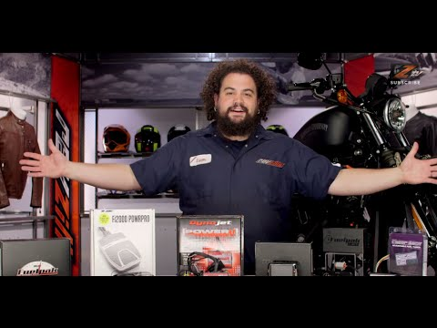 Thumbnail for Harley Davidson Motorcycle Fuel Management Buyers Guide