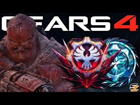 Gears of War 4 - Ranked Season 3, New Diamond Rank Tiers & More!