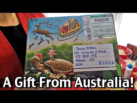 A Gift From Australia!
