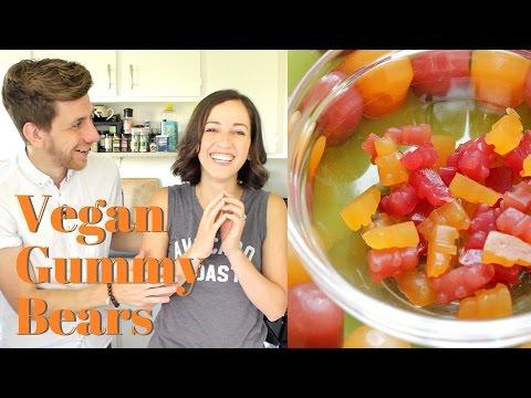 Vegan Gummy Bears   Eat Your Fruits And Veggies!