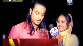 Karwa Chauth Celebrations: Ashish Sharma fasts along with wife