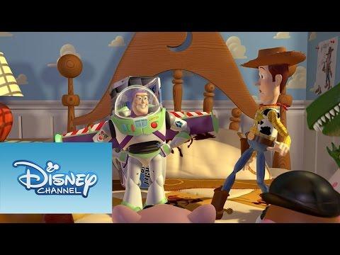 Toy Story: Buzz Lightyear demuestra que puede volar