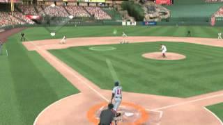 Wow, Epic Xbox Baseball! MLB!   Angles vs. Twins   Son vs Father! #1