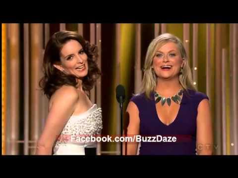 George Clooney Joke  Amy Poehler & Tina Fey Monologue  Golden Globes 2015