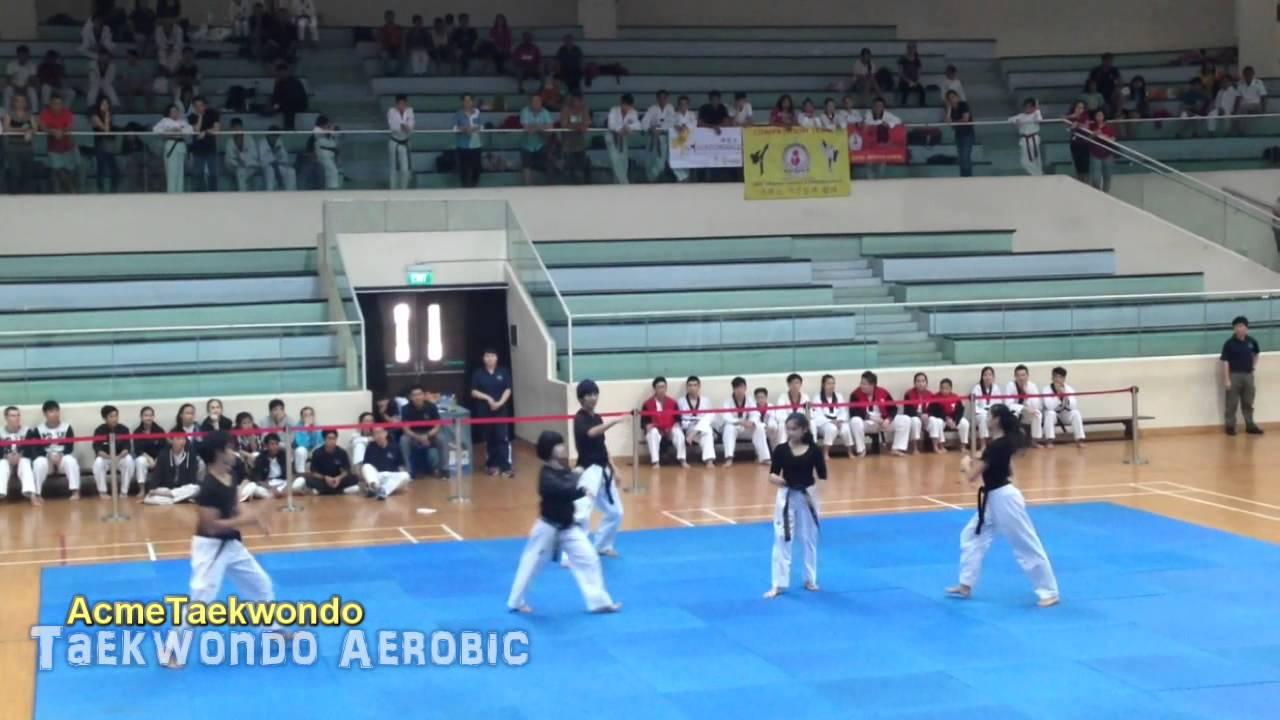 Tkd Aerobic: Crazy (2013)