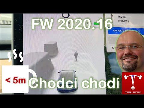 #184 TeslaOS FW 2020.16.x | Teslacek