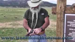 Shooting the Traditions Frontier 45 Colt Single Action Sixgun - Gunblast.com