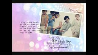 One Direction - Rock Me (Acoustic Instrumental + Lyrics)