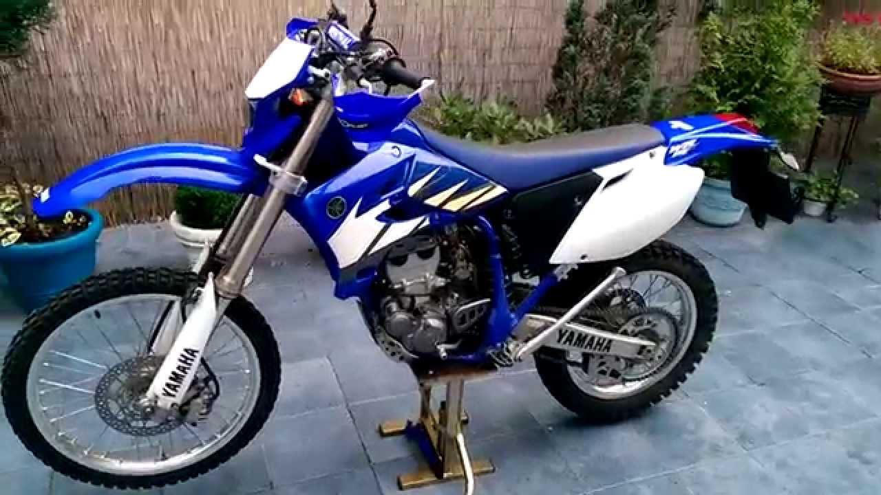 Yamaha WR250F r.v. 2006 NA PREDAJ - YouTube