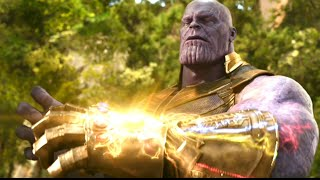 Avengers Infinity War Tamil   Thanos Final Battle Tamil Scene   Avengers Infinity War Tamil Scene