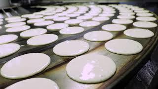 Cérélia Pancake And Crepes Factory Tour