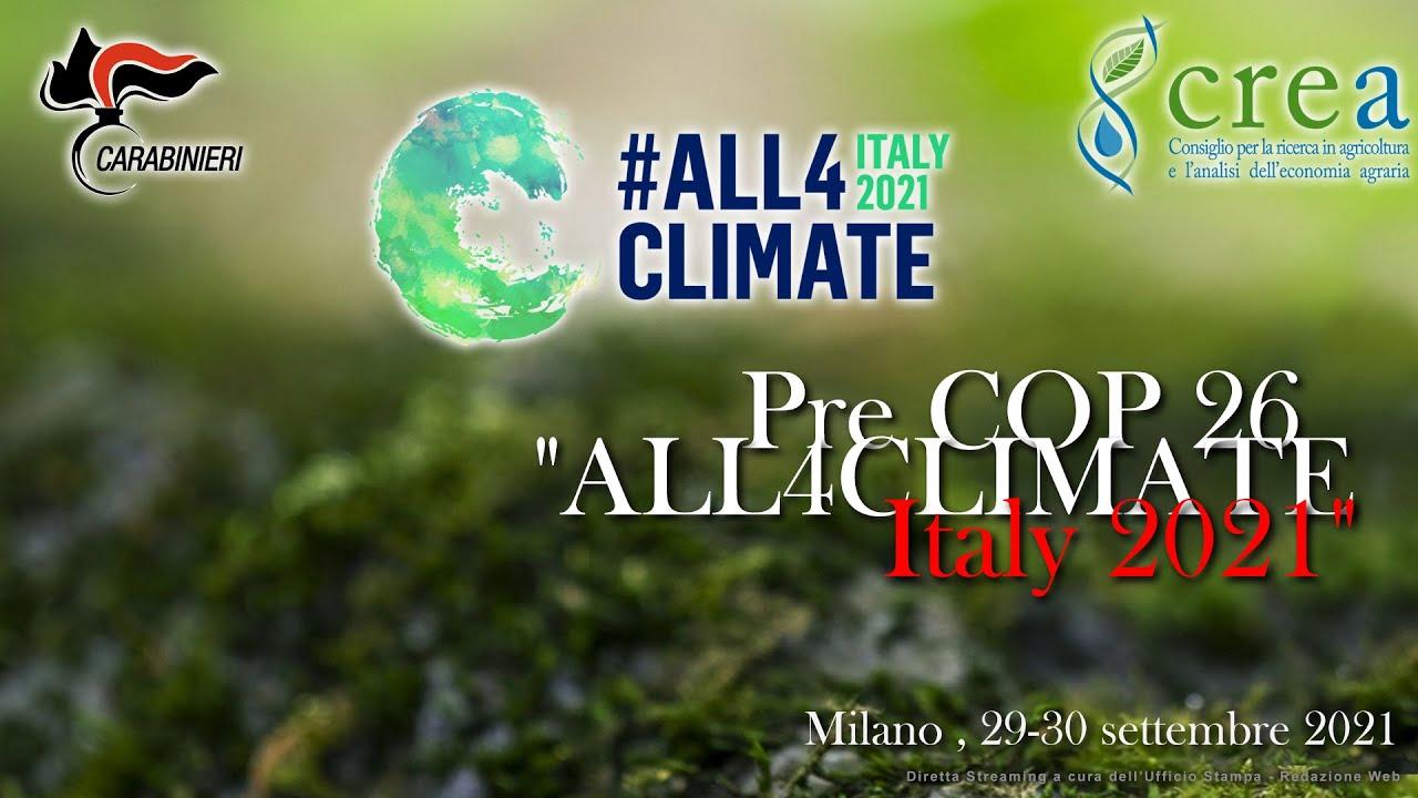 "alt=""Pre COP 26 ALL4CLIMATE"""