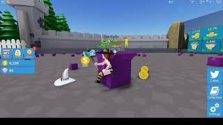 Lava Unboxing Simulator roblox game