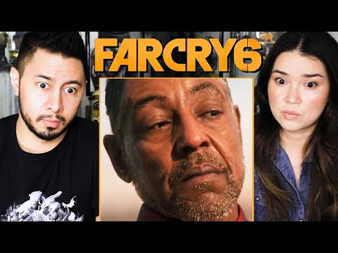 FAR CRY 6   Ubisoft Forward   Official Reveal Trailer   Reaction