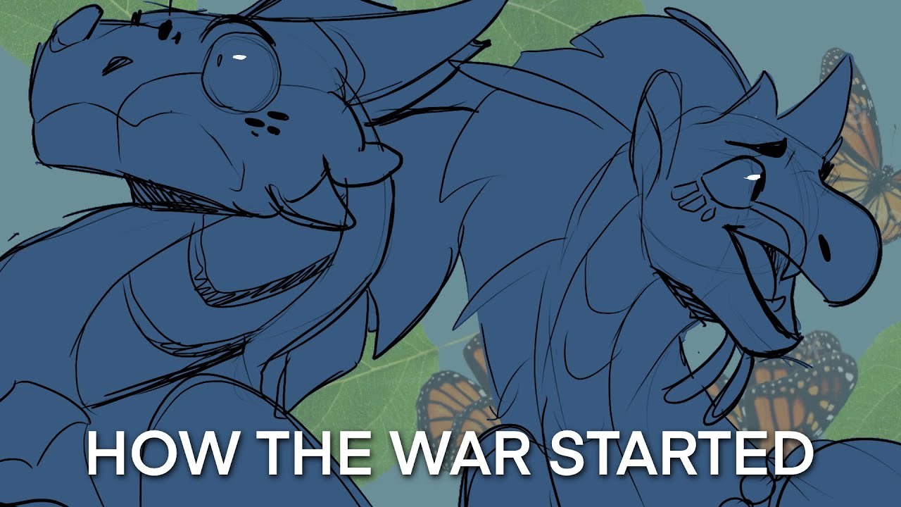 How The War Started (Turning Tides)(Wings Of Fire)