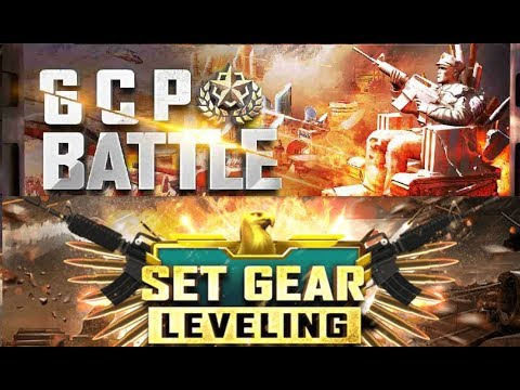 Mobile Strike -New Gear lvl set with huge Attack , GCP players Zerod