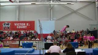 Ball State Gymnastics vs. Illinois State 2|4|12