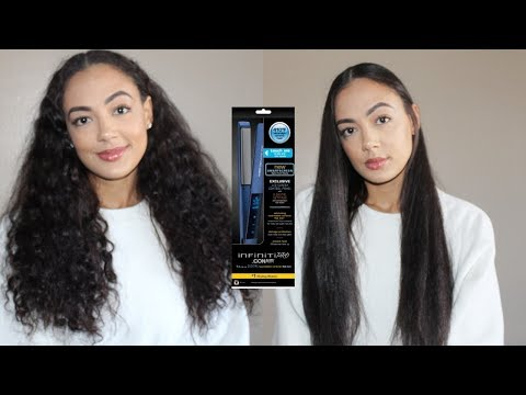 Review: First Impressions & Demo on Infinity Pro Conair