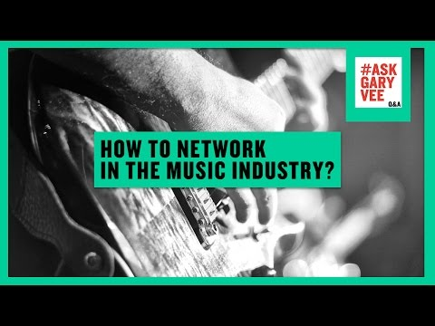 How to Network in the Music Industry?