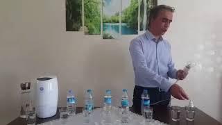 Dünyanın en iyi su arıtma cihazı eSpring amway