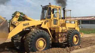 Caterpillar 966E wheelloader 1990 for sale at Lamers Machinery