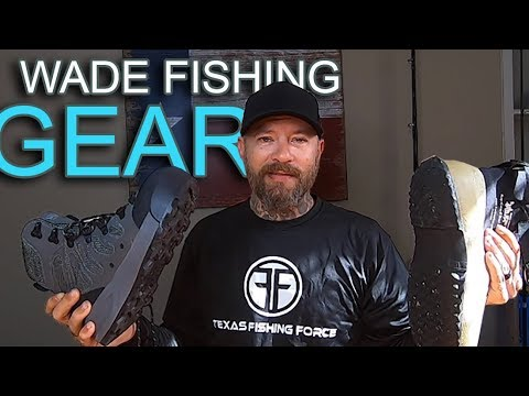 Wade Fishing: Wading Gear And Accessories