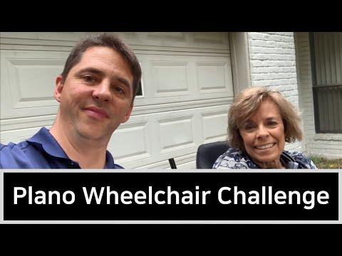 Plano Wheelchair Challenge