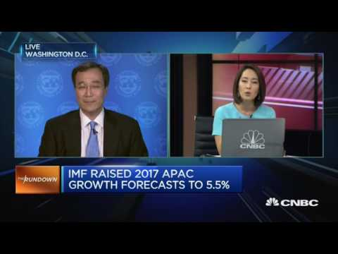 IMF - Advanced Economies' Policies Are A Key Risk - 7 Jul 17  | Gazunda