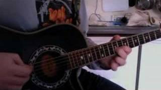 Manics acoustic cover (Baby Elián)