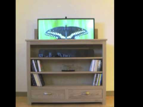bookcase l vateur tv youtube. Black Bedroom Furniture Sets. Home Design Ideas