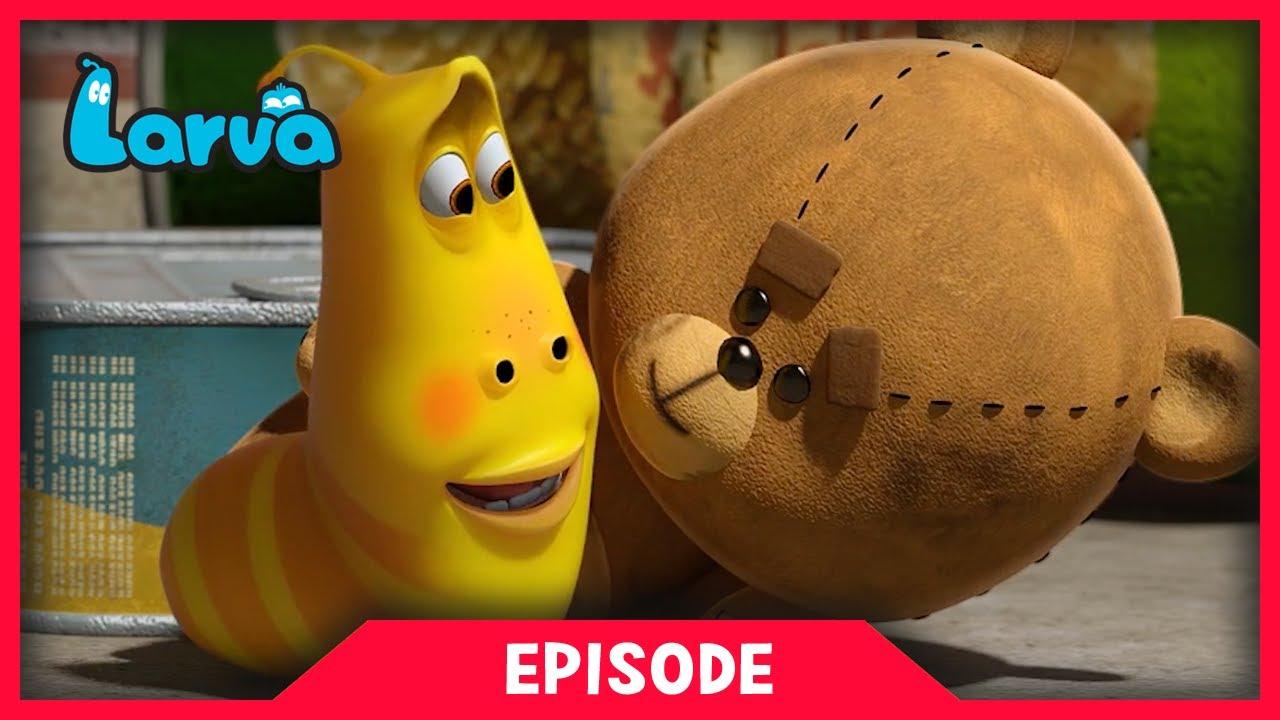 LARVA - NEW FRIEND FULL SERIES | Cartoons For Children |