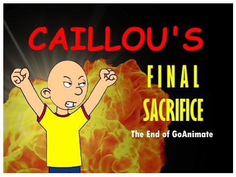 Caillou's Final Sacrifice: The End of GoAnimate thumbnail