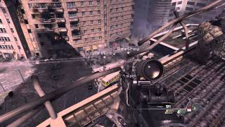 'Scorched Earth' Call of Duty Modern Warfare 3 Veteran Walkthrough