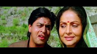Yeh Bandhan To Pyar Ka Bandhan Hai   Karan Arjun   1080pHD  Salman &Shahrukh Khan songs with lyrics
