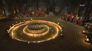 Survivor 2021   Συμβούλιο του νησιού   19/01/2021