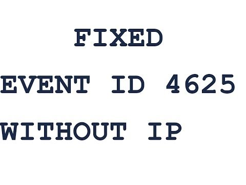 Fixed - Event Id 4625 without Source IP on Server 2008 R2, 2012 and 2012 R2