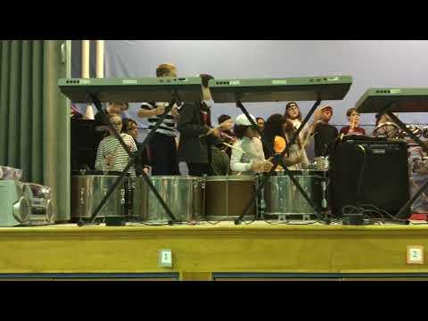 Drum Line Jam ~ Blue Bell Elementary School