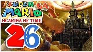 Download Video SUPER MARIO 64 OCARINA OF TIME Part 26: BOWSERS CASTLE & Finale beginnt! MP3 3GP MP4