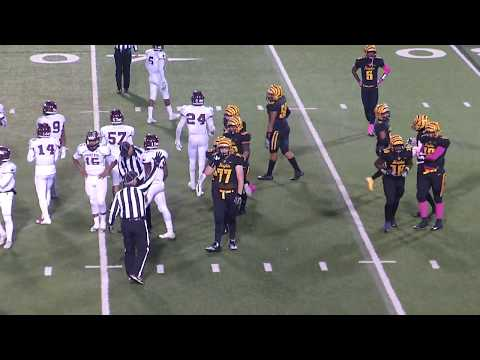 Cleveland Heights Tigers Football vs Maple Heights Mustangs - Oct. 26, 2018