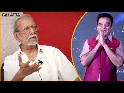 Kamal Haasan Will Not Succeed In Politics Because.... Says Charuhasan