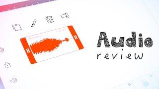 Adding audio in FlipaClip is super easy!