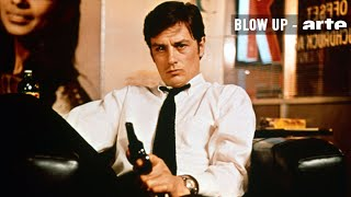 Alain Delon par Thierry Jousse - Blow up - ARTE