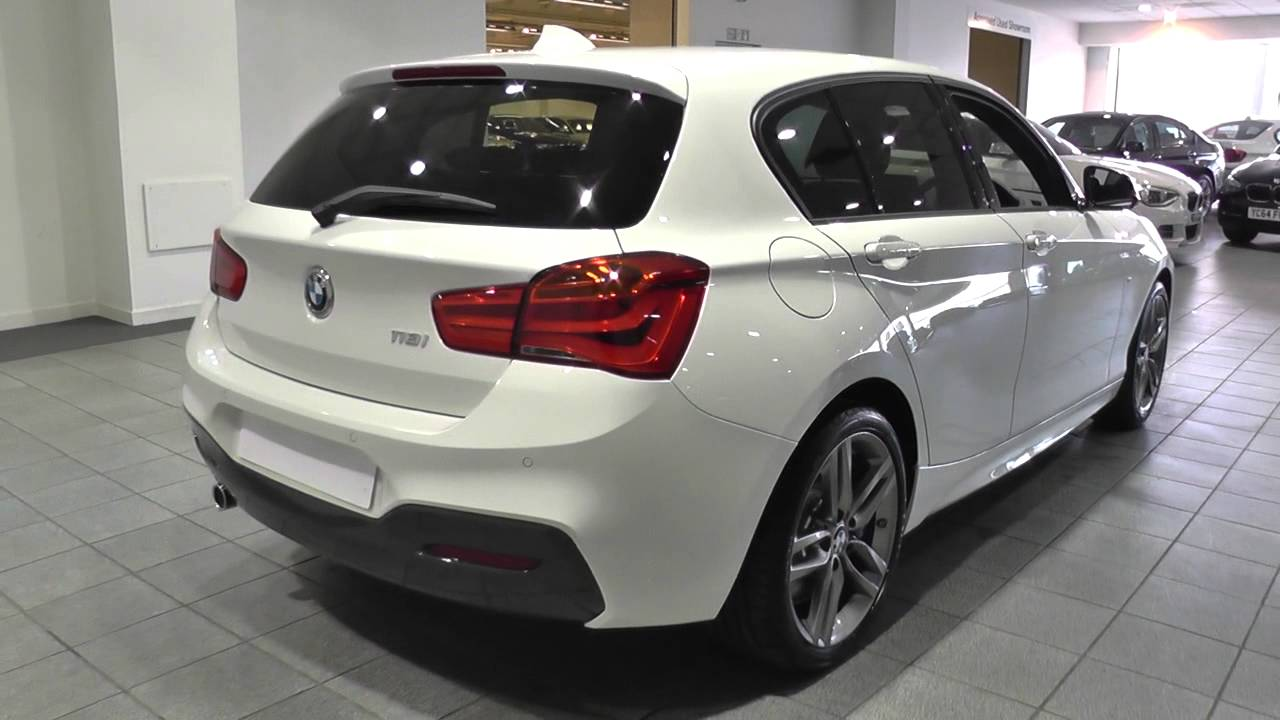 bmw 1 series 5 door sports hatch f20 118i m sport 5 door. Black Bedroom Furniture Sets. Home Design Ideas