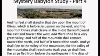 Mystery Babylon  - Revelation 17 and 18 Pre-Wrath Commentary