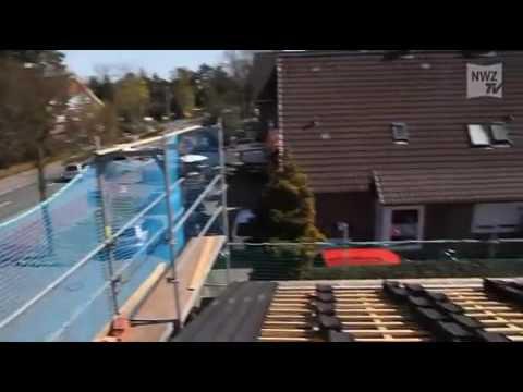 Neues Dach für Pfarrheim